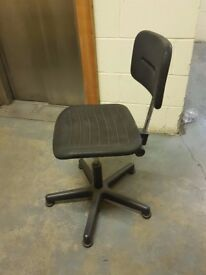 Manufacturing, Industrial, Workshop, Office Chairs (More then 10 available)
