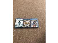 Blue Ray DVD