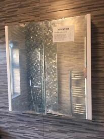 New bathroom wall mirror