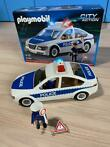Playmobil - Voiture de police (City Action - 5184)