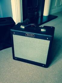 Fender pro junior valve guitar amplifier