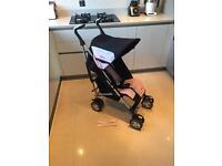 Silver Cross Pop Push Chair Stroller