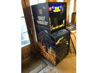 Upright arcade machine - 60 classic games