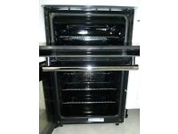 FLAVEL 50cm ELECTRIC COOKER with CERAMIC HOB