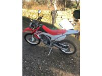 Honda CRF250l for sale. Excellent condition!