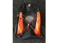 Harley Davidson backpack Brand New