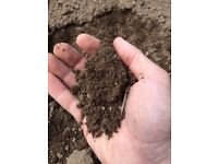Topsoil 1 tonne FREE LOCAL DELIVERY Worksop Retford Gainsborough Maltby