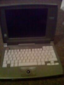 Old compaq laptop window 98