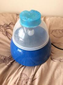 Manual turn incubator £55 ono