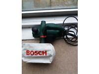 Bosch electric plane