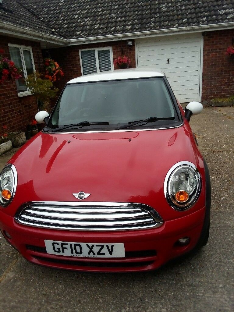 Mini Cooper turbo diesel hatchback 2010 lovely condition very economical  £20 road tax | in Diss, Norfolk | Gumtree