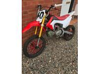 pit bike 140cc * loads of new parts * bargain