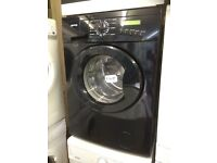 Smeg washing machine Gloss black £145 can deliver