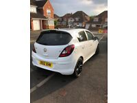 Vauxhall Corsa D 5 Door 1.2 Limited Edition White Great Overall Condition Full Service history