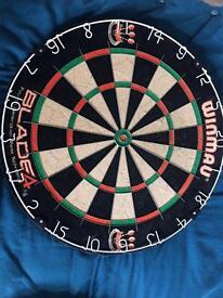 Winmau BDO dartboard