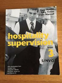 Hospitality Supervision level 3 S/NVQ reference book