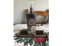 Chivas regal handmade table lamp