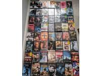 100+ Original DVDs | Acton, Adventure, Horror, Comedy