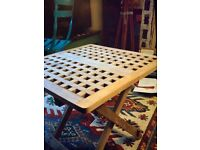 IKEA folding coffee table