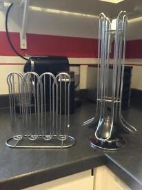 Nespresso capsule holders