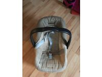 Mamas & Papas baby safety seat - complete and im very good condition £25 or best offer