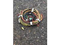 "1"" body hose c/w dead man & breathing airline"