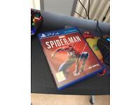 Spiderman PS4 2018