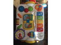 Vetch kids play and grow activity table