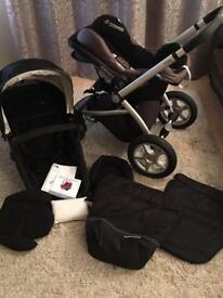 Mothercare Maxi-Cosi Travel System Bundle