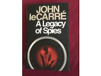 John le Carre - A Legacy Of Spiies