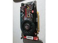 Radeon HD 5770 1GB Graphics card