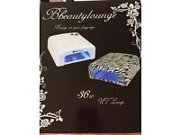 BeautyLounge UV Lamp with timer