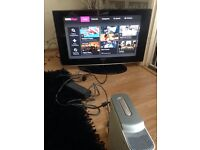 Samsung 32inch TV & Xbox 360 with kinect