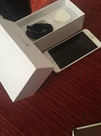 Iphone 6 plus 64gb white-silver any network