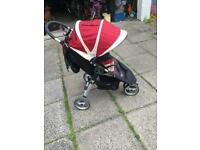 Baby jogger city mini pushchair