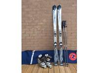 Rossignol Saphir skis