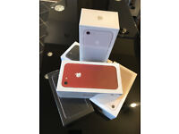 iPhone 7 256GB BRAND NEW SEALED SHOP WARRANTIED