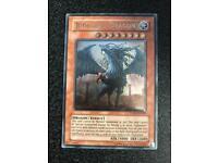 YuGiOh! Judgment Dragon TU01-EN000 Ultimate Rare