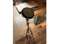 Silent drum pad