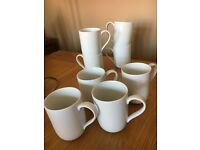 SET OF FOUR MUGS - FOURS SETS AVAILABLE