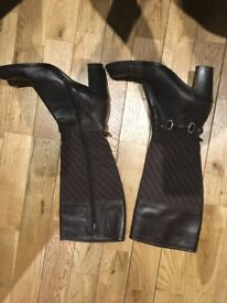 Ladies Geox high boots as new size 38