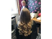 Fully qualified hair stylist, 4+ years experience