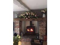 Reclaimed Oak Beams | Cut to Length | Landscaping | Garden | Rustic