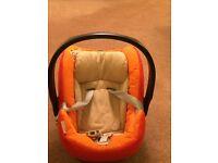 Cybex Aton Q Car seat Autumal Orange