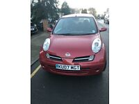 NISSAN MICRA SPIRITA LOW MILLAGE 2007