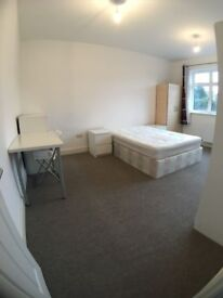 MASSIVE DOUBLE ROOM KENSAL RISE BAKERLOO LINE 24h ALL BILL ARE INC