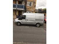 Ford transit mwb 2006 plate very good condition