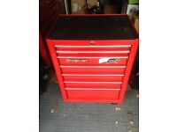 snap on toolbox brand new bargain