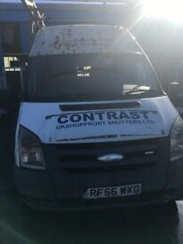 ford transit for spares and parts