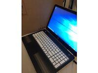 HP Pavilion Laptop (BLACK & GOLD)